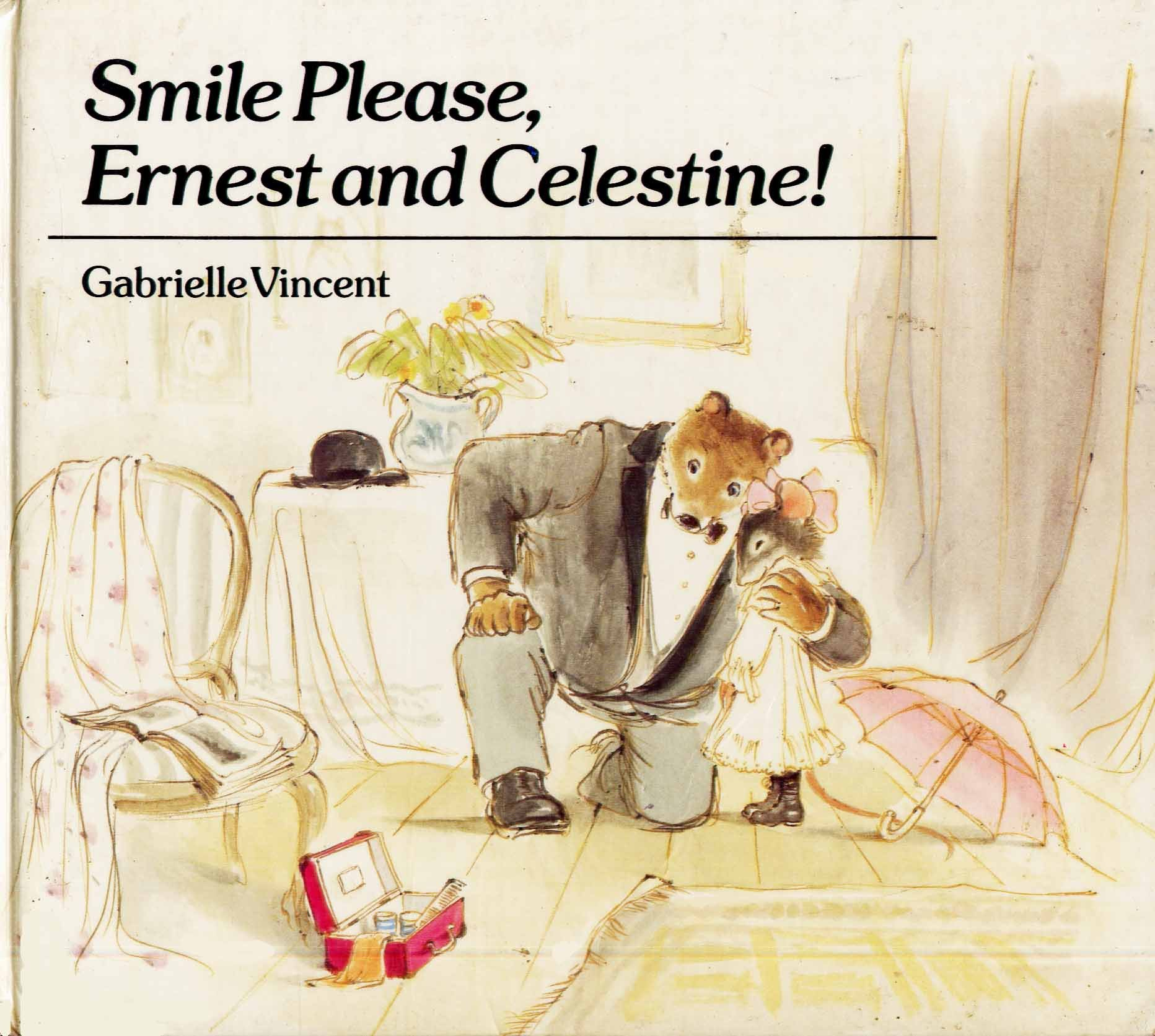 Smile Please Ernest And Celestine Vincent Gabrielle 9780862030933 Amazon Com Books