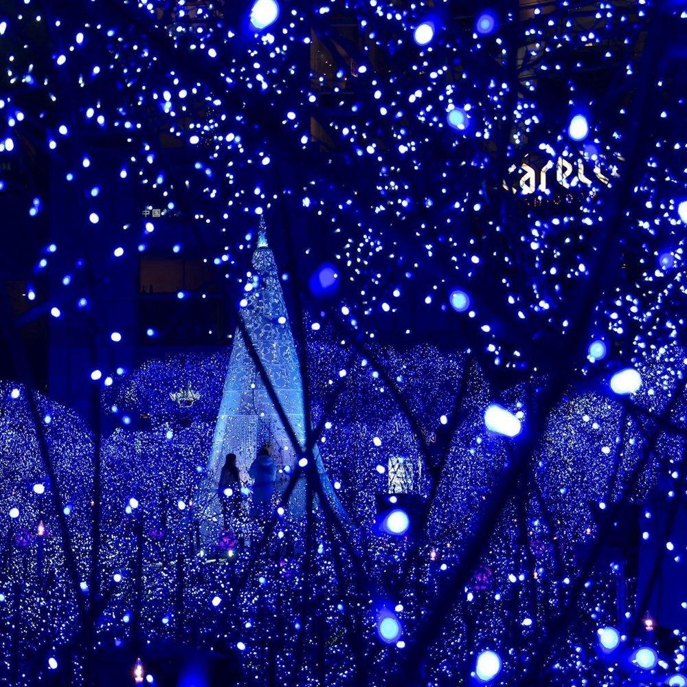 Battery Power 200 LED Christmas String Lights 50ft Fairy