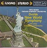 """Dvorak : Symphonie N° 9 """"Nouveau Monde"""" & Ouverture Carnaval etc [Import allemand]"""