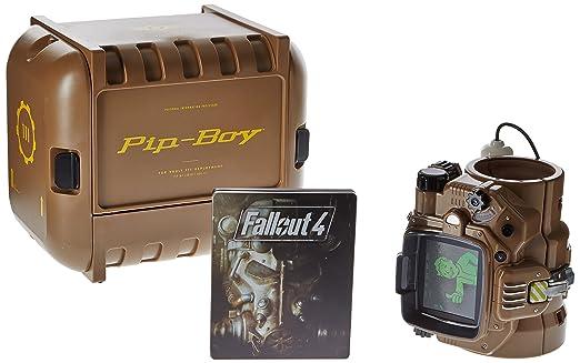 Fallout 4 Pip Boy Edition PC Game: Amazon co uk: PC & Video Games