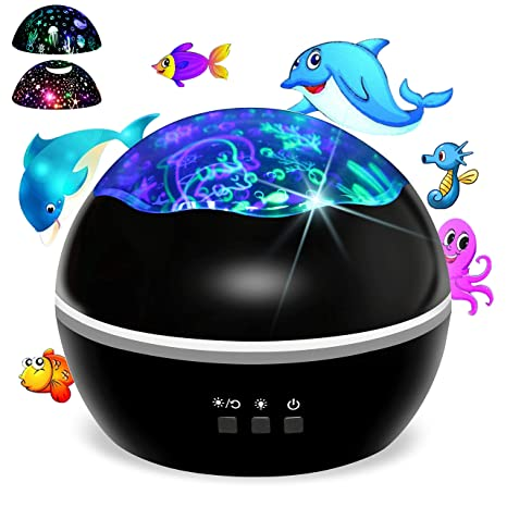 Amazon.com: McWorks - Proyector de luces nocturnas ...