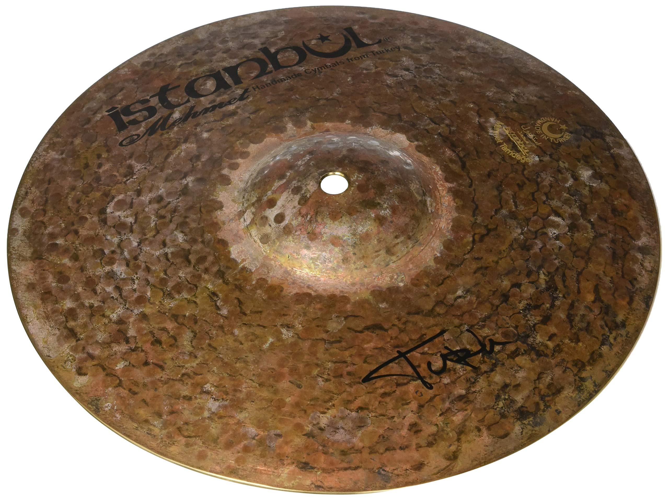 Istanbul Mehmet Cymbals Custom Series BLT12 12-Inch Turk Bell Effect Cymbal