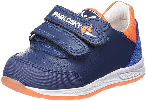 Pablosky 268229, Zapatillas para Niños, Azul, 21 EU