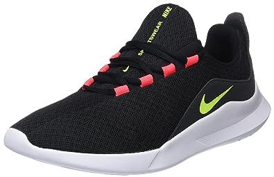 612d71c1a5c Nike Men s Viale Black Volt-Solar Red Sneakers (AA2181-001)  Buy ...