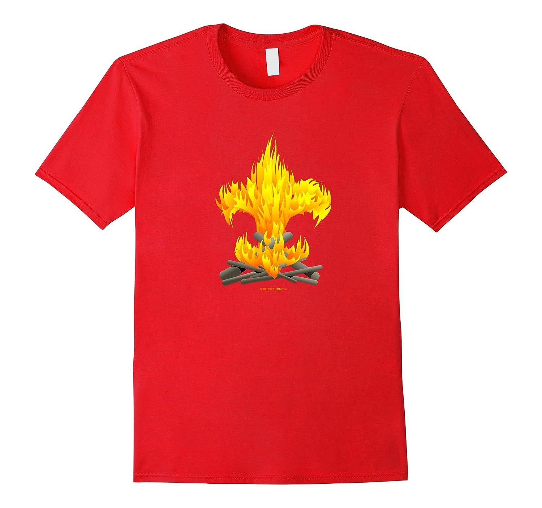 Fire Tee - Original Design-ah my shirt one gift