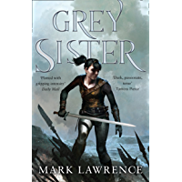 Grey Sister (Book of the Ancestor, Book 2)