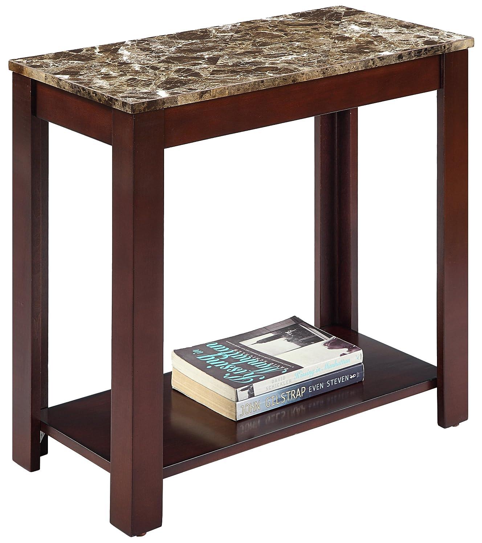 Crown Mark Devon Chair Side Table Inc. 7266