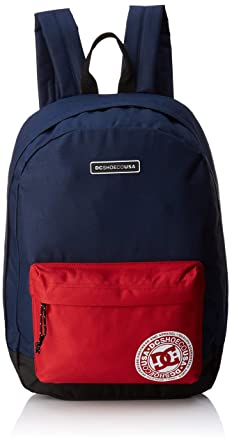 ade62d4ae4 DC Shoes - Backstack - Sac à Dos -Homme - Bleu (Marine/Red) - Taille ...