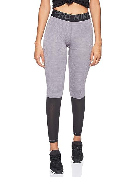 Nike Pantaloni Aderenti da Donna PRO: Amazon.it: Abbigliamento
