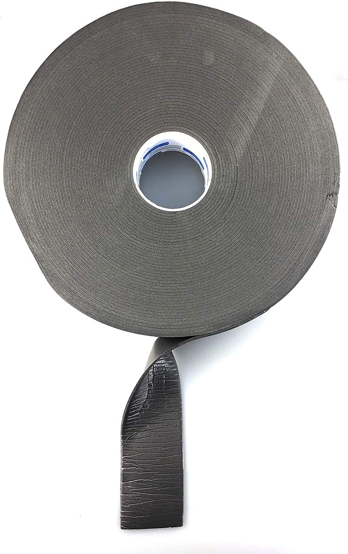 Bande acoustique//insonorisante r/ésistante 4 mm d/épaisseur 30 m Bande disolation pour travaux de solives