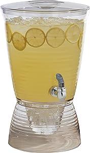 CreativeWare 2.5-Gallon Bark Beverage Dispenser