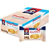 Quaker Good Start Biscuits, Biscuit with Oats, 24g x 16 pieces