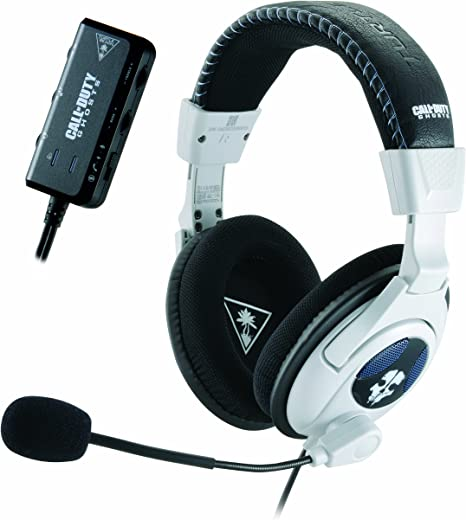 Turtle Beach - Auriculares Call Of Duty Ghosts, Shadow (Xbox 360 ...