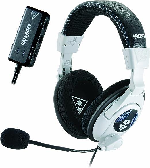 Turtle Beach - Auriculares Call Of Duty Ghosts, Shadow (Xbox 360): Amazon.es: Videojuegos