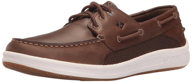 Sperry Top-Sider Men's Gamefish 3-Eye Boat Shoe 10 D(M) US Dark Brown