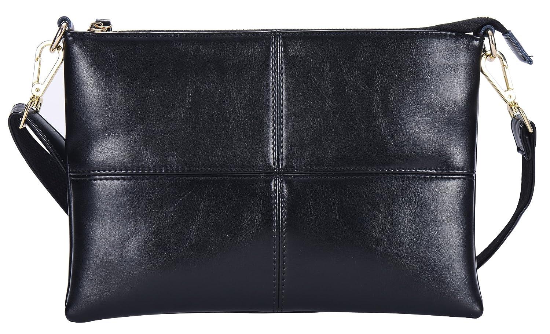 DCCN Damen Clutch Handtasche Abendtasche mit Schulterriehmen ODCCN-1101-DE