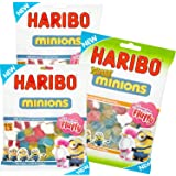 Minions von Haribo Geschenkpaket 3 Beutel von Junior Toys - Neue Sorten 2017