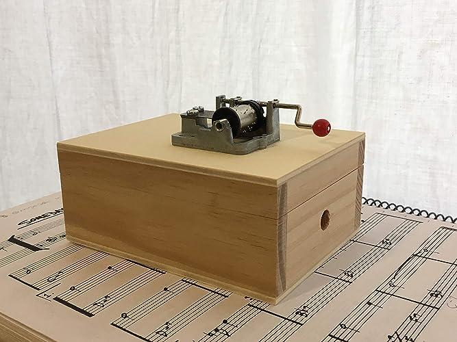 Pack DIY Harry Potter para hacer tu propia caja de música.