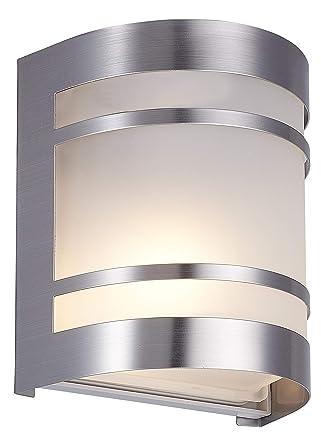 Wandleuchte Wandlampe Aussenbeleuchtung Terrasse Lampe Licht Modern