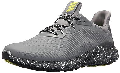 d68568808cc adidas Men s Alphabounce em CTD Running Shoe Grey White