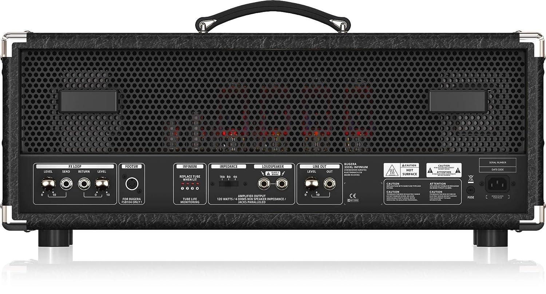 Bugera 333XL - Amplificador guitarra infinium amplific valvulas 120 w: Amazon.es: Instrumentos musicales