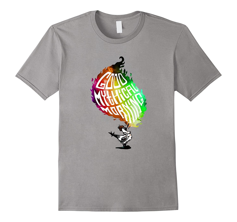 Multicolored GMM T-Shirt-TD
