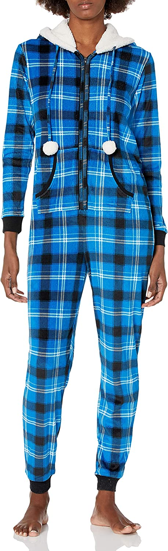 Mae free shipping Ranking TOP9 Women's Hooded Onesie Pajama