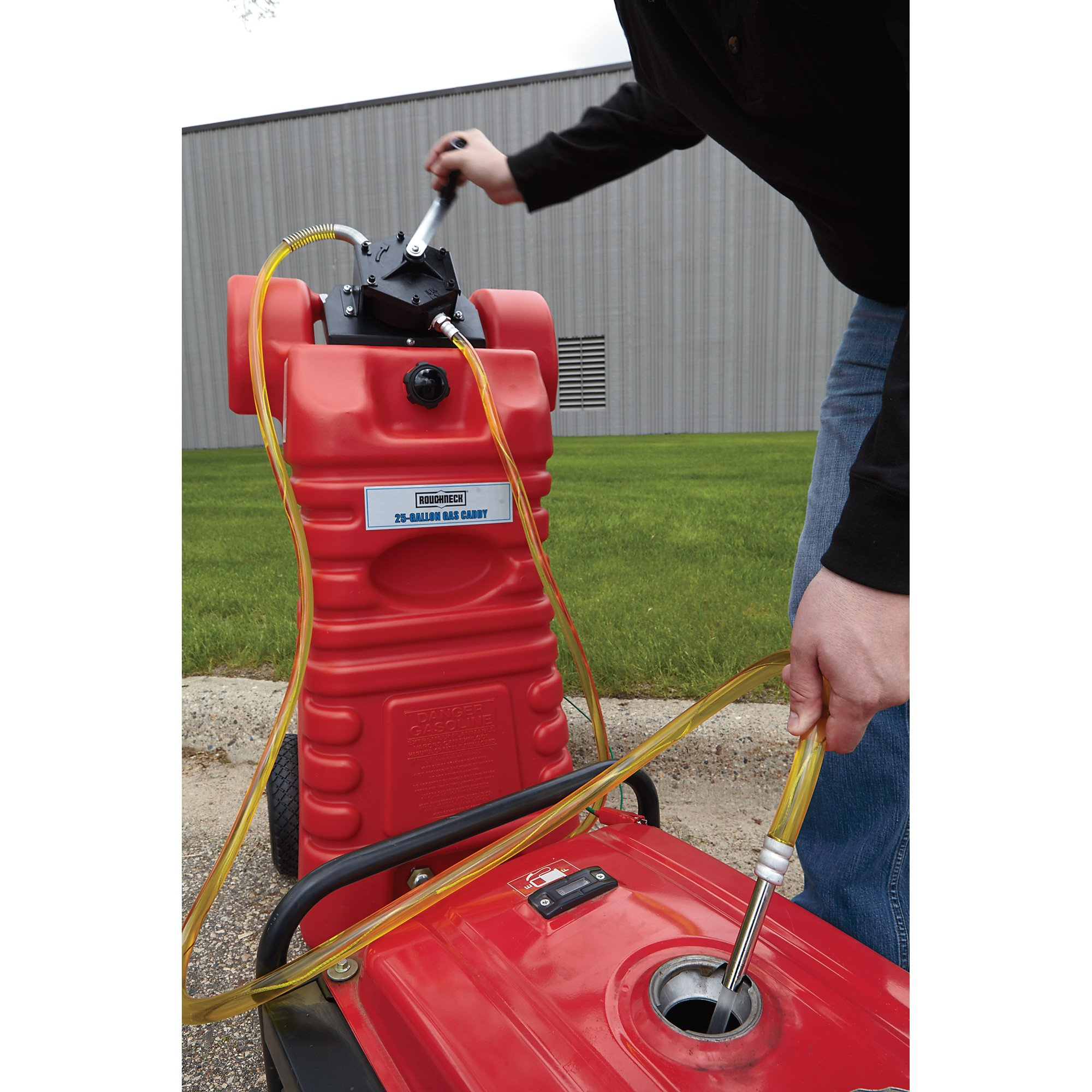 Roughneck Two-Way Rotary Pump Kit - Delivers 1-Gal. Per 12 Revolutions by Roughneck (Image #4)