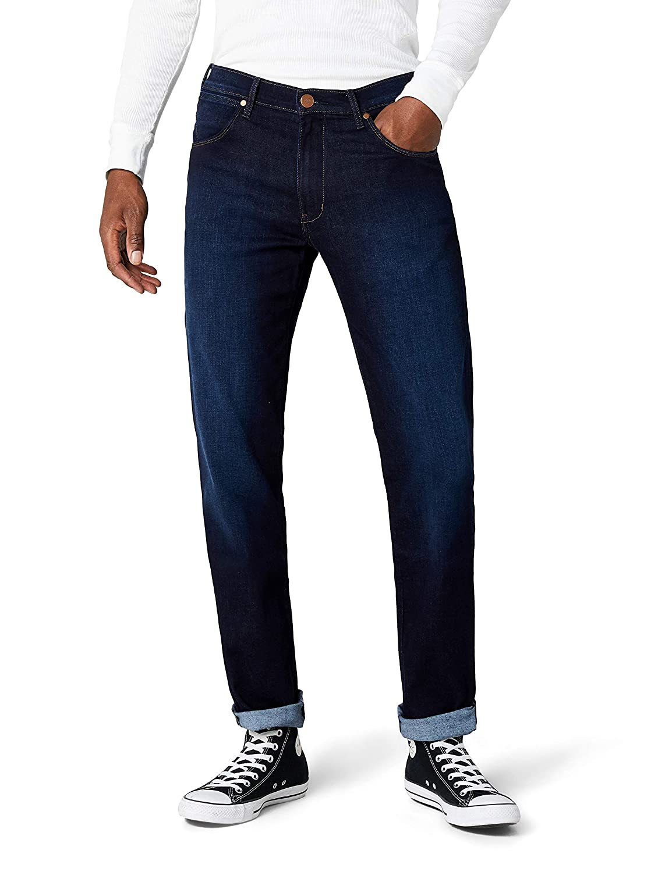 TALLA 32W / 30L. Wrangler Arizona, Jeans para Hombre