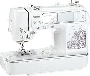 BROTHER Máquina de Coser/Bordado Innov-Is 950: Amazon.es: Hogar