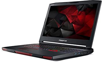Acer Predator 17 X GX-791-74YL 17 Zoll Gaming-Notebook