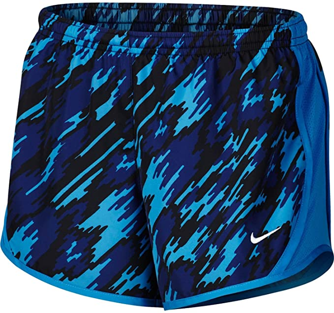 size S Nike G Nk Dry Tempo Short color Black Shorts for Girls