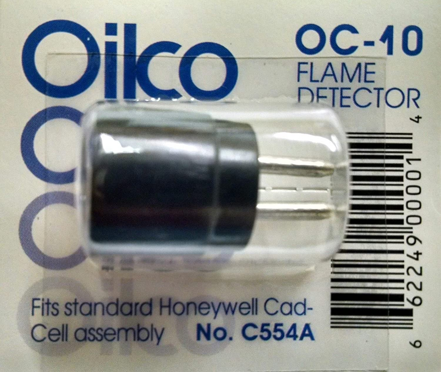 FLAME DETECTOR -USED IN HONEYWELL C554A-REPLACES 130367 CAD CELL EYE