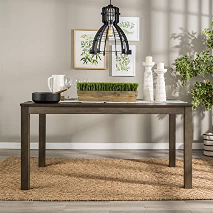 Overstock 60 Homestead Wood Dining Table 60