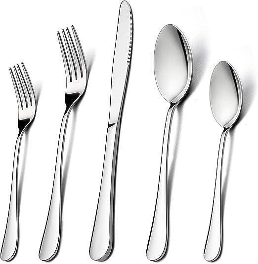 Amazon.com: Juego de 60 piezas de utensilios de cocina ...
