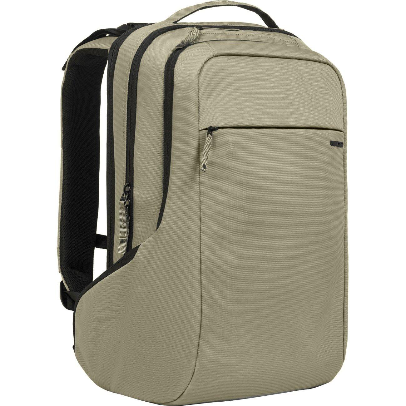 Incase Icon Pack Backpack | Moss Green/Black: Amazon.co.uk: Luggage