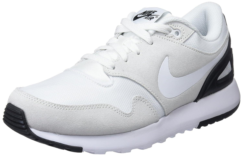 Nike Herren Air Vibenna Gymnastikschuhe, Black/Anthracite-Sail, Eu  41 EU|Schwarz (White/White/Black 101)