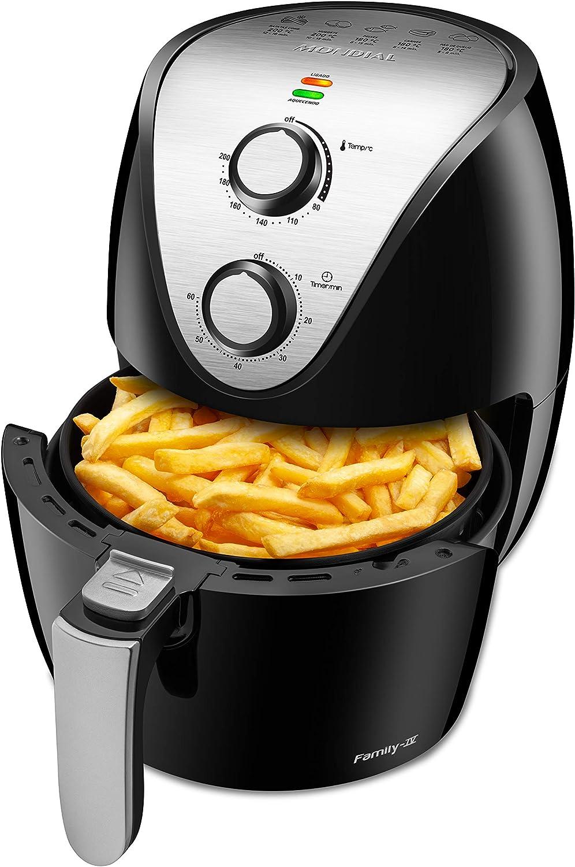 A Air Fryer agrega facilidade e evita o uso de óleo sem abrir mão do sabor