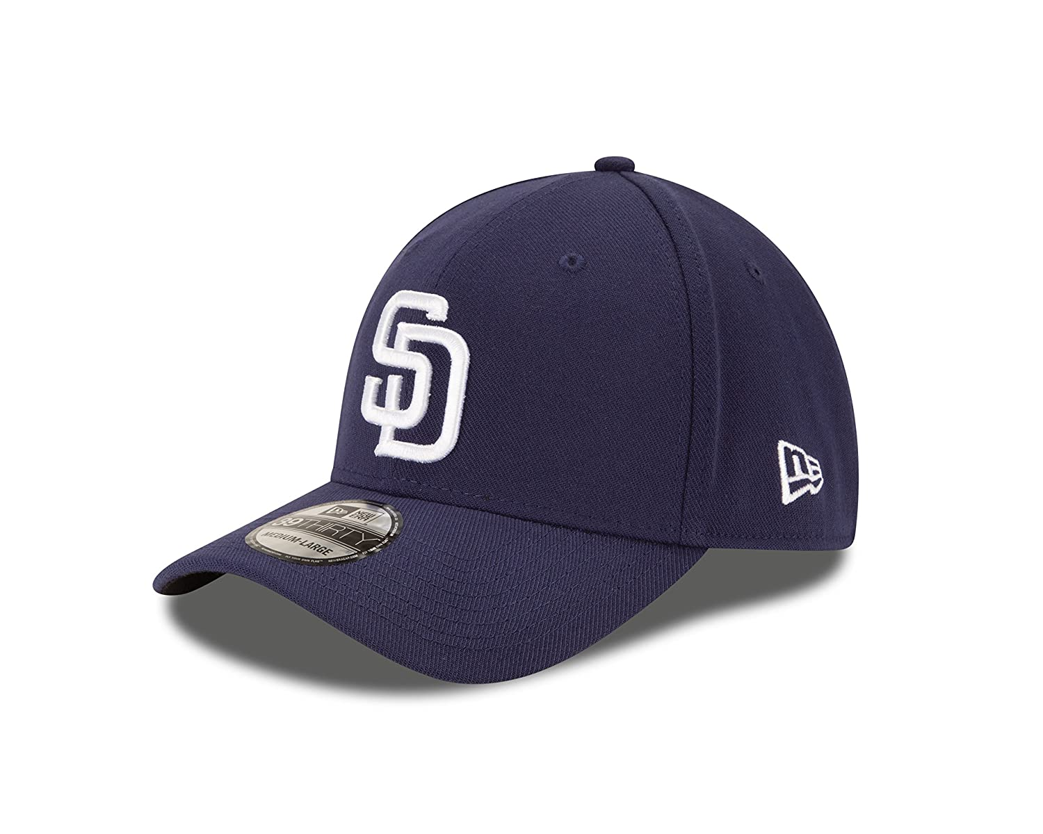 finest selection 57a40 c9191 Amazon.com   MLB San Diego Padres Team Classic Game 39Thirty Stretch Fit  Cap, Blue, Large X-Large   Sports   Outdoors