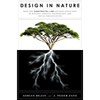 Design in Nature: How the Constructal Law Governs Evolution in Biology, Physics, Technology, and Social Organization (English Edition)