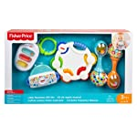Kit Diversão Musical, Fisher Price, Mattel