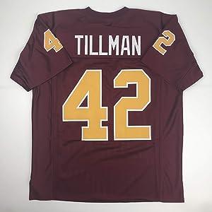 new product 2562f 086c2 Amazon.com : Mitchell & Ness Pat Tillman Arizona Cardinals ...