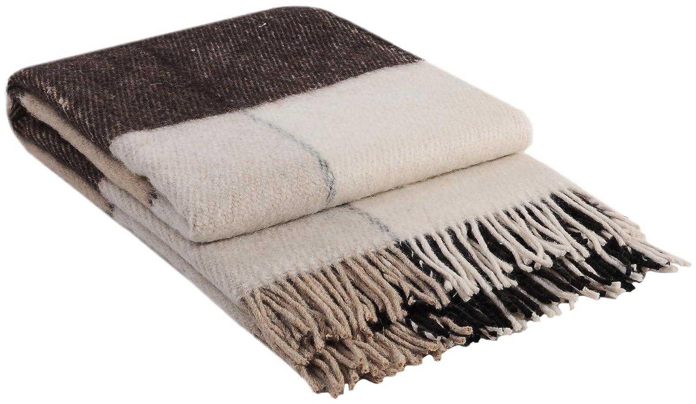 Stts International Wohndecke Wollplaid Wolldecke 200 X 220 Cm Decke
