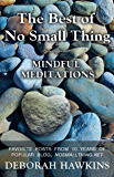 The Best of No Small Thing – Mindful Meditations