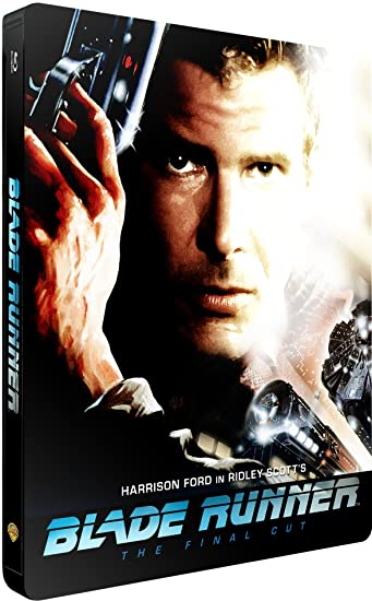 Blade Runner Steelbook (exklusiv bei Amazon.de) [Blu-ray]