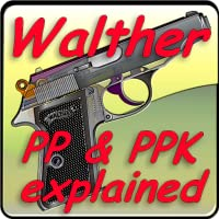 Walther PP / PPK pistol explained