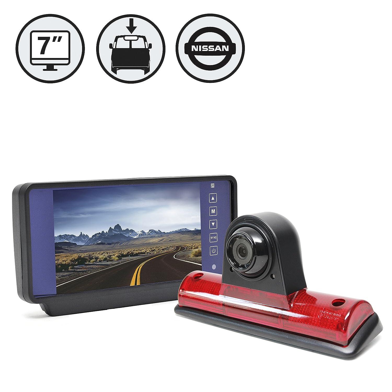 Rear View Safety (リアビュー セーフティ) RVS-912619PRVS-912619P 7インチ液晶ディスプレイ付き ビデオカメラ (ブラック) (並行輸入)   B00PJ2ZAAE