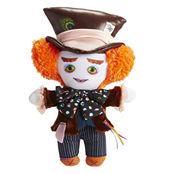 Alice Through the Looking Glass Mad Hatter Plush  Amazon.co.uk  Toys ... 665927481