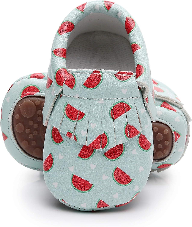 Bebila Cute Cartoon Baby Moccasins