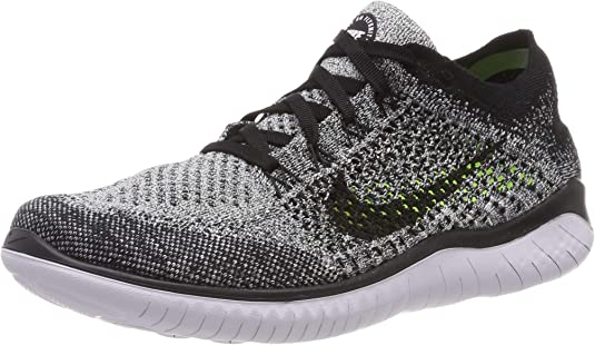 Amazon.com: Nike Free RN Flyknit 2018 - Zapatillas de ...